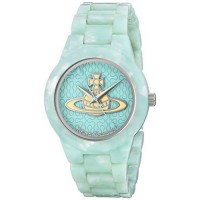 [poledit] Vivienne Westwood Women`s VV075BLBL Kew Analog Display Swiss Quartz Blue Watch (/12880940