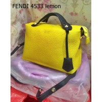 TAS/ BAG FASHION WANITA FENDI 4533 super BRANDED TERMURAH #lemon