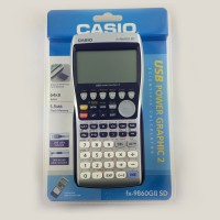 Kalkulator Casio Scientific FX 9860 GII SD