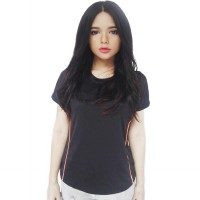 Cool Up T shirt for Women Black/Pink