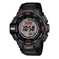 Jam Tangan Casio Men's PRG 270 - 1 Protrek Triple Sensor Multi-Function Digital Sport Watch Original