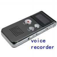 Usb Digital Voice Recorder 8gb + Mp3 Player Perekam Suara