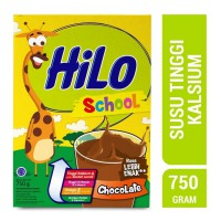 HiLo School Chocolate 750gr