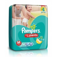 Pampers Popok Baby Dry Pants M30