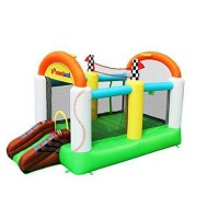 [poledit] Bounceland Inflatable All Sports Bounce House Bouncer/13508953