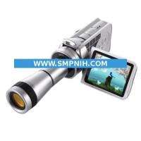 Handheld DV Camera Telescope Camera 8x Optical Zoom, HD 720P Camcorder up to 30fps