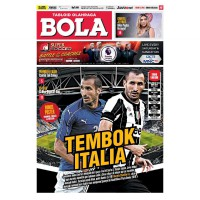 [SCOOP Digital] Tabloid Bola / ED 2704 OCT 2016