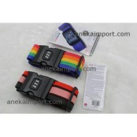 Travel Holix 3 Dial Lugage Strap