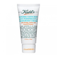 KIEHL'S SUPERBLY EFFICIENT ANTI-PERSPIRANT AND DEODORANT 50ML