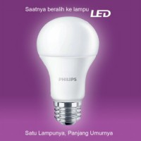PHILIPS LED Bulb 10.5W - 1055 Lumens