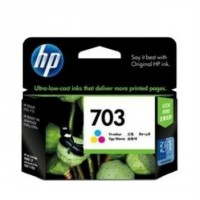 Tinta HP Deskjet 703 Tri-color Ink Cartridge