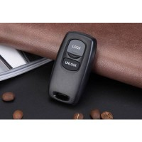 [globalbuy] 2 Buttons Remote Key Shell Cover Fit For Mazda 2 3 6 323 626 Car Key Blank Fob/4302919