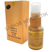 Gold Serum Colagen Original 20ml Botol Kaca