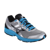 SEPATU RUNNING MIZUNO SPARK - WHITE / BLACK / ATOMIC BLUE Original K1GA160310 READY39SD46