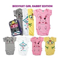 Kazel Bodysuit Girl Rabbit Edition / NB , S , M , L , XL , XXL