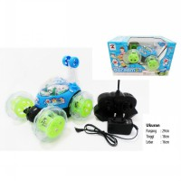 Mainan RC Stunt 360 degrees Doraemon Rechargeable
