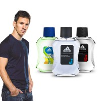 ADIDAS Developed With Athletes EDT 100ml (5 Variant) - Parfum Original