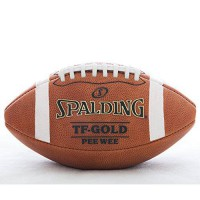 [poledit] Spalding TF-Gold Pee Wee Leather Football/13505368