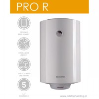 [Ariston] Water Heater 50 Liter PRO R 50/ silver