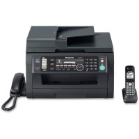 Panasonic Printer Facsimile KX-MB2061 CX Multifunctional 9-in-1 Machine [Hitam][1 Handset Telephone]