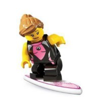 [macyskorea] LEGO Lego Collectable Minifigures: Surfer Girl Minifigure - Series 4/14041218