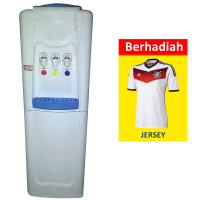 Fujitec Dispenser FWD-888TM - White + Berhadiah Jersey World Cup