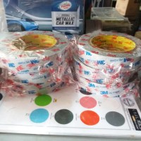 DOUBLE TAPE 3M WHITE 5Meter