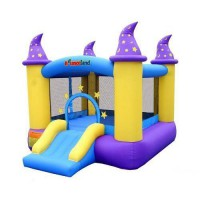 [poledit] Bounceland Wizard Inflatable Bounce House Bouncer/13500165