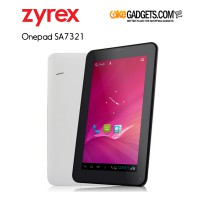 TABLET ZYREX ONEPAD SA7321 | 1.2 GHZ PROCESSOR | 7 INCH DISPLAY | MICRO SD UP TO 32GB