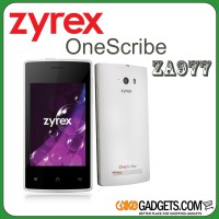 SMARTPHONE ZYREX ZA977 | 1GHZ PROCESSOR | 512 MB RAM | OS ANDROID 4.2 JELLYBEAN