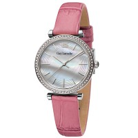 Moment Watch Guy Laroche Dignity Watch L2014-01 Jam Tangan Wanita PINK POLOS