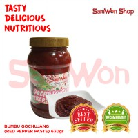 GOCHUJANG (RED PEPPER PASTE) 630 Gram