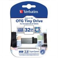 Verbatim OTG Tiny Drive 32GB - USB 3.0 Super Speed