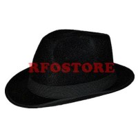 TOPI FEDORA HAT / TOPI PORK PIE HAT