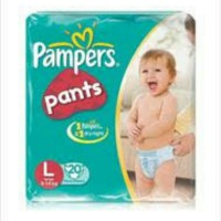 Pampers pant L20