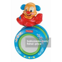 Fisher Price Laugh & Learn Puppy's Crawl-Along Ball