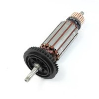 [globalbuy] AC 220V Electric Saw Repairing 7mm Shaft Electric Motor Rotor for Makita 04-12/1650276