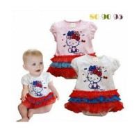 [SPECIAL PRICE] Xirubaby Romper Hello Kitty