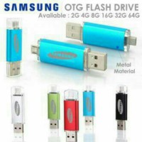 Flash Disk samsung OTG 16GB