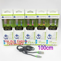 Hippo Kabel Valley Micro Usb 100cm For Android