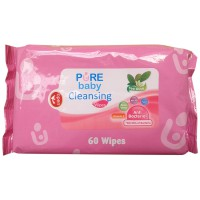 Pure Baby Tissue cleansing tea olive - VAP004