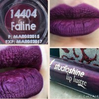 LASplash Studio Shine Lip Lustre Faline