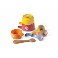 [poledit] Little Tikes Lil` Cooks Measuring Cups and Spoons/13492637