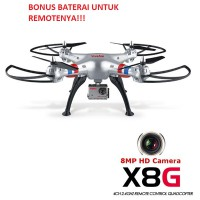 SYMA X8G DRONE CAMERA 8 MP FULL HD