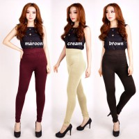 LEGGING IMPORT KAOS TEBAL HIGH QUALITY
