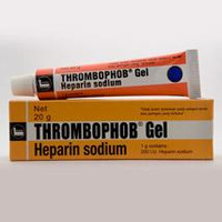 Thrombophob Gell 20gr