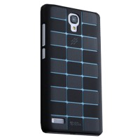 Max Ultra Thin Fit Sparkle Air Case For Xiaomi Redmi Note - Black List Blue
