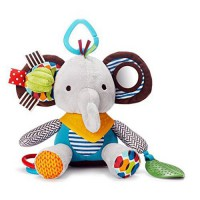 [poledit] BW Cute Plush Stroller Toy Bed Bell Car Seat Activity Toy/13489479