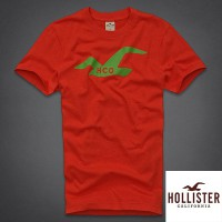 [Crown King - 100% activation Hollister Polo T 323-243-0697-070-SG