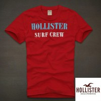 [Crown King - 100% activation Hollister Polo T 323-243-0711-050-SG